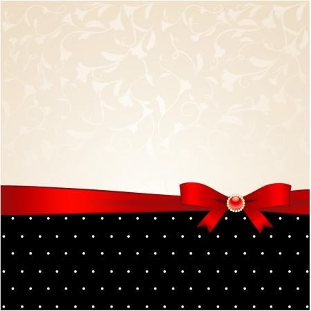 lace: Fondo de la vendimia con adornos de encaje para el D�a de San Valent�n s