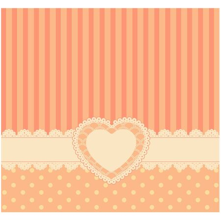 lace background: Vintage background with lace ornaments