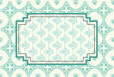 Vintage background with lace ornaments Stock Photo - 16966723