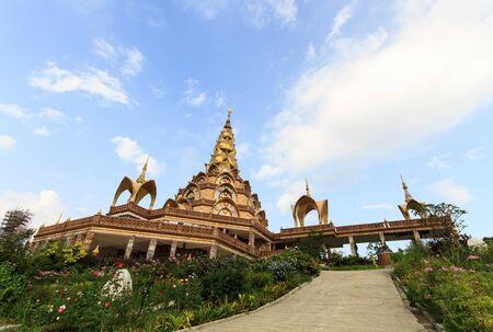 Wat Pha sorn kaew in Phetchabun province, Thailand