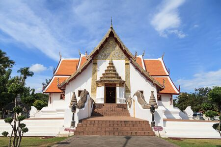 Phumin temple, Nan province, North of Thailand Stock Photo - 16492509