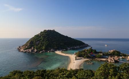 koh Nangyaun island, koh Tao,Chumporn province,Thailand Stock Photo - 18829771