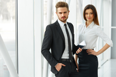business partner: Successful Business Partner Stock Photo