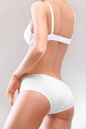 perfect female body: Perfect female body in underwear