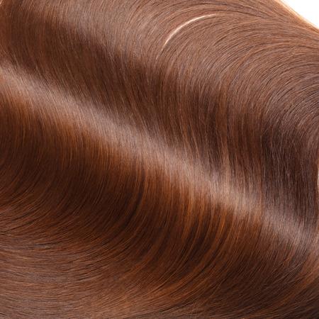Brown texture des cheveux. Image de haute qualité.