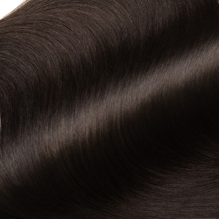 flaxen: Black Hair Texture. High quality image.