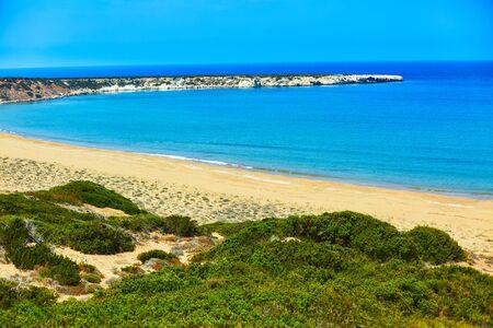 paradise bay: Beautiful Lara Bay beach paradise, Cyprus