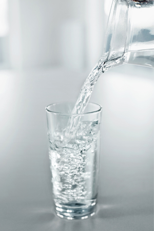 thirstiness: Drinking Water. Pour Fresh Pure Water From Pitcher Into A Glass. Health, Diet, Lose Weight, Hydratation Concept. Healthy Lifestyle. Healthcare. Drinks. Hydratation.