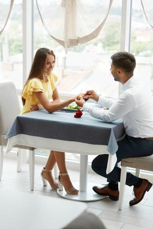 Making Love In Restaurant
