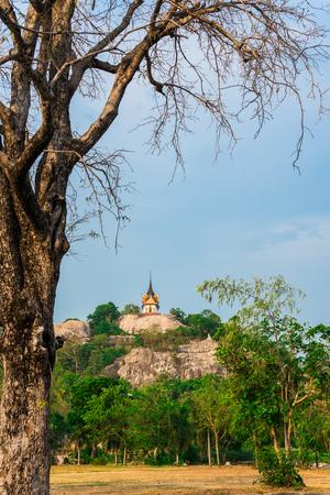 public domain: The local Thai temple,Wat Phraphutthachai in Saraburi (public domain)