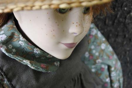 ceramic: Ceramic dolls