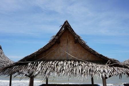 gable: Gable roof Thai style