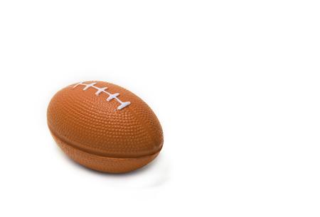 物理療法のための pve の使用から作られた孤立したラグビーボール