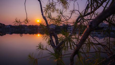 lagoon: Lagoon in the evening