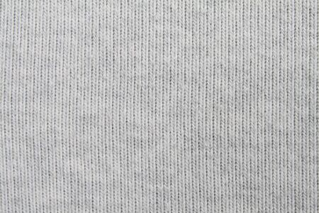 Greyish clothing texture Stock Photo