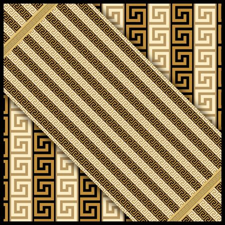 Ancient Greece background texture. For textile printing. Stok Fotoğraf - 132039192