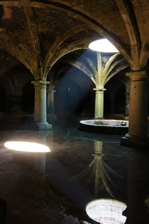 cisterna: El Jadida cisterna en Marruecos, �frica