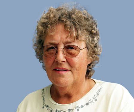 Senior Lady photo