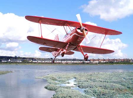 Biplane Stock Photo - 528193