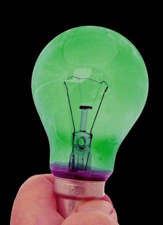 seguir adelante: Luz verde para obtener el ir por delante  Foto de archivo