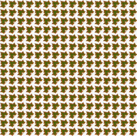 Leaf pattern wallpaper for use as a background Stock Photo - 1262033