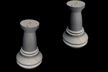 3D prend en charge pour quoi que ce soit comme des bustes, récompenses, etc Banque d'images - 1482758