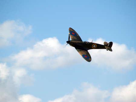 Een van de beroemde paar nog vliegende vandaag