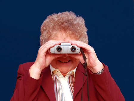 Searching for a bargain at the sales Stock Photo - 2038025