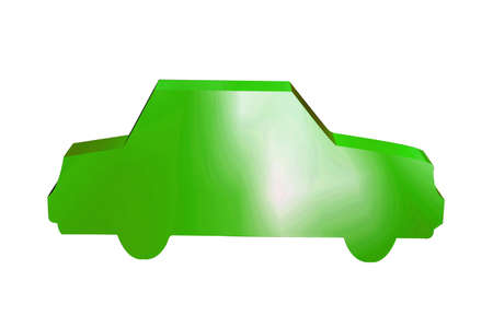 Green car what everyone is looking for today