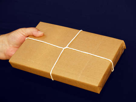 recieving: Gift in hand giving or recieving you decide