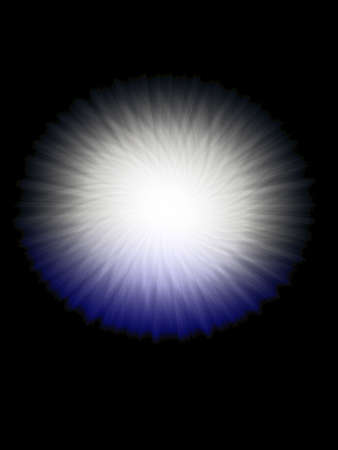 lighten: Starburst layer. Use blend modes overlay,multiply,or lighten with part of star