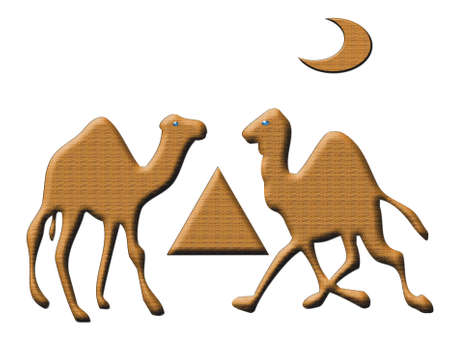 hump: A clear case of copyright infringement the pyramid