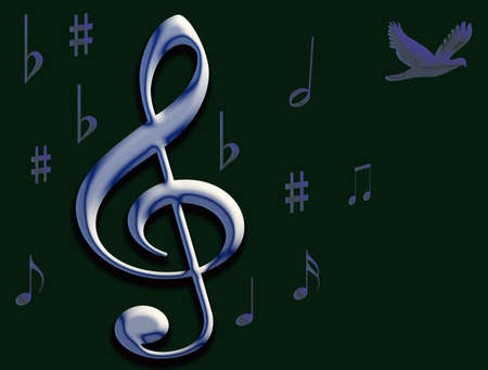 gospel music: Silver blues a beautiful colour for music