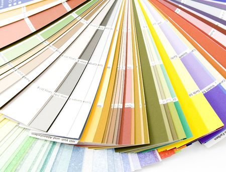 color guide Stock Photo - 2337725