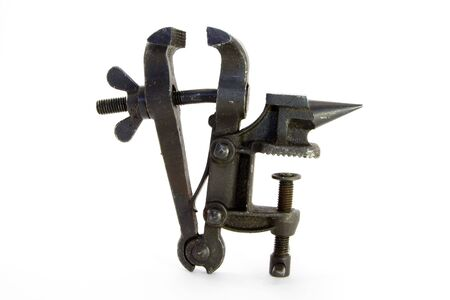 Old grip vice