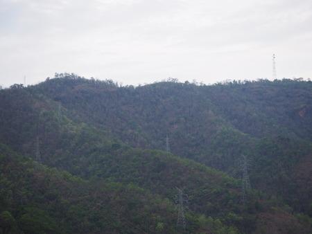 power cables: transmission line
