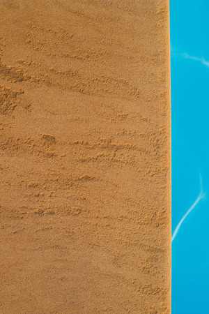 poolside: Swimming pool,poolside and sandstone ideal for backgrounds