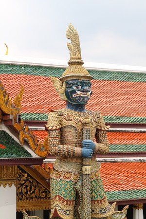 dreadful: the giant in thailand