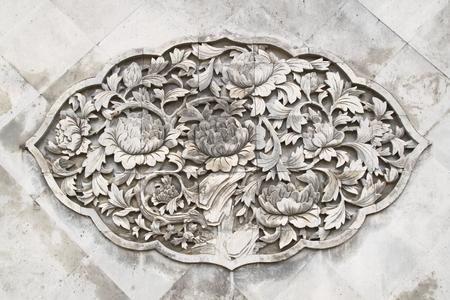 벽 종이 또는 집 배경으로 꽃 돌 스톡 콘텐츠