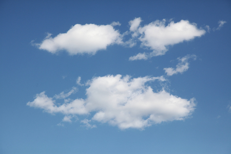 Cloud in bule sky for background and sky scape.