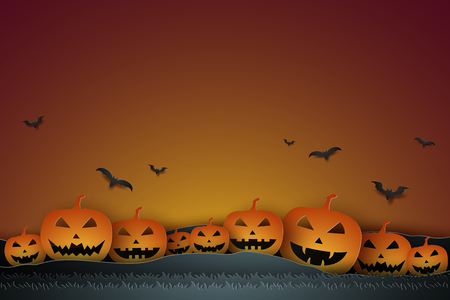Halloween design concept.