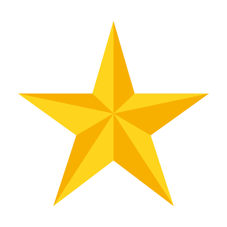 Star vector icon , symbol
