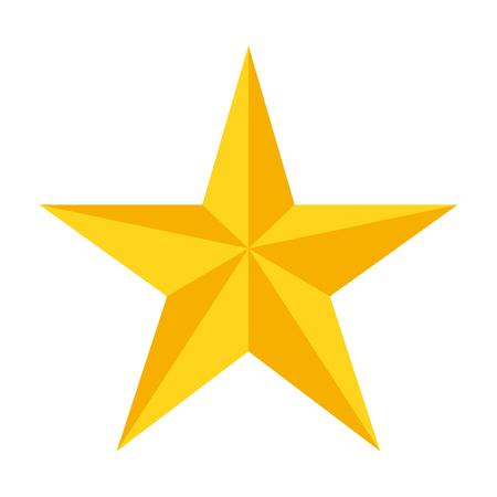 Star vector icon , symbol