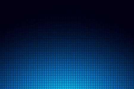 Abstract blue dots background