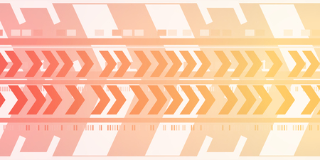 Abstract colorful speed digital technology background