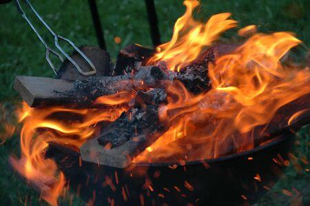 campfire Stock Photo - 5220801
