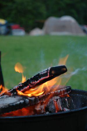 campfire Stock Photo - 5220835