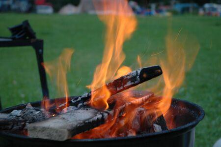 campfire Stock Photo - 5220815