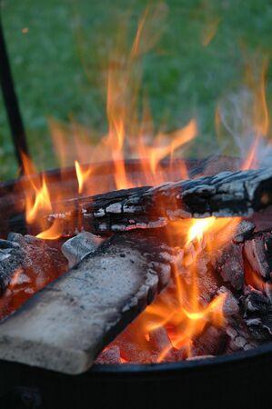 campfire Stock Photo - 5220834