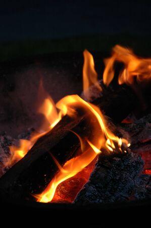 campfire Stock Photo - 5220812